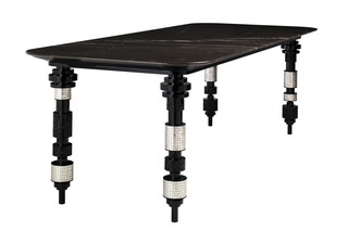 Engine Table  by  Bisazza