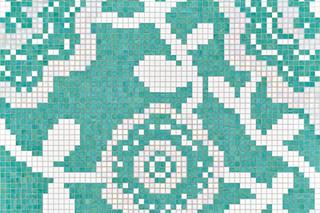 Flower Carpet  by  Bisazza