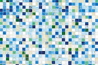 Glass Mosaic  by  Bisazza
