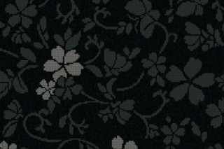 Hana Flower Dark B  von  Bisazza