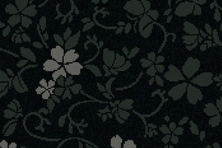 Hana Flower Dark B  by  Bisazza
