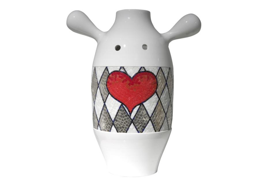 Open Muneco Vase By Bisazza Stylepark