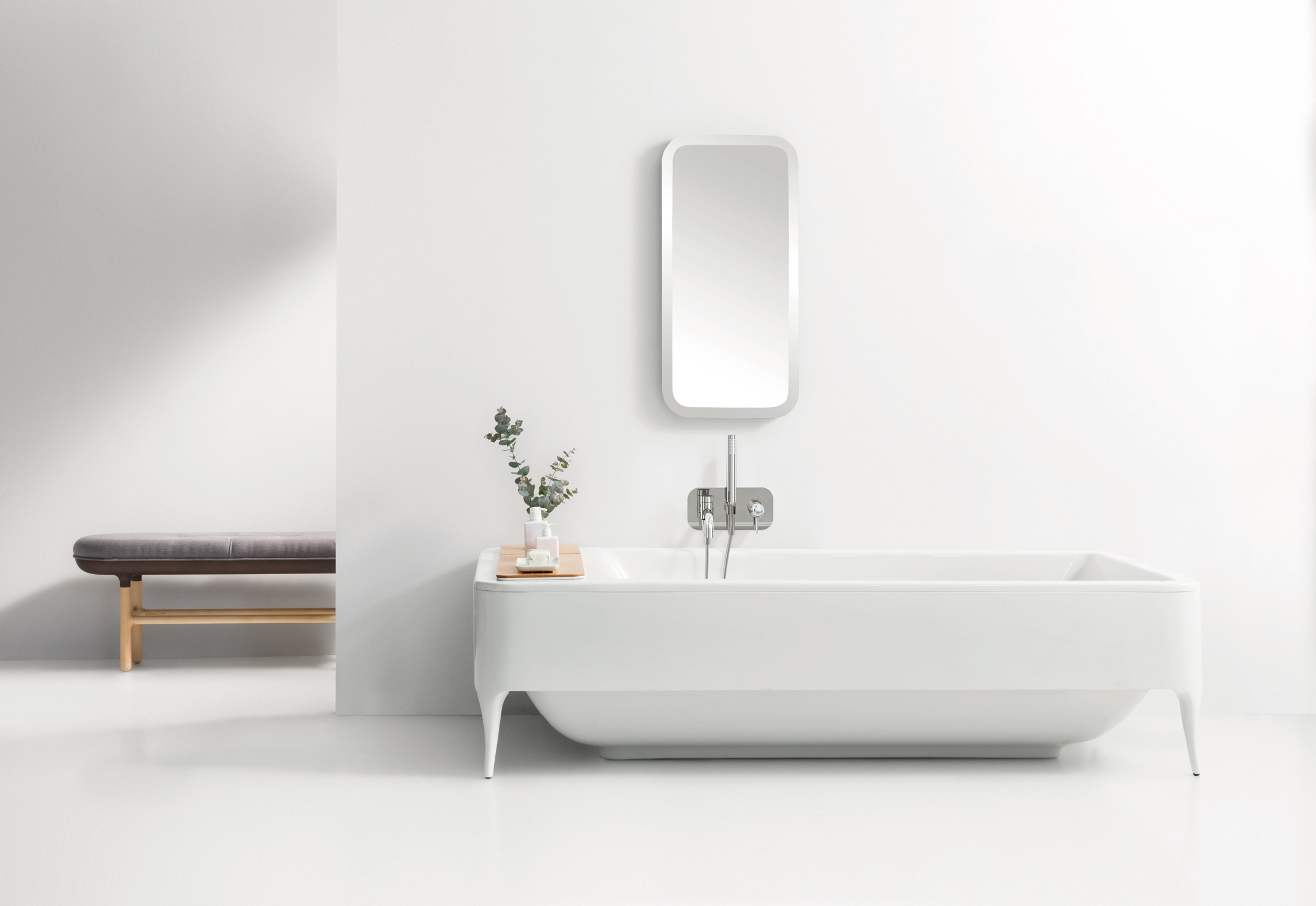 The Hayon Collection Bathtub By Bisazza Stylepark