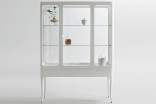 The Hayon Collection - Glass cabinet  by  Bisazza