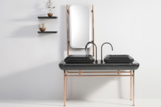 The Hayon Collection - Washbasin stand  by  Bisazza
