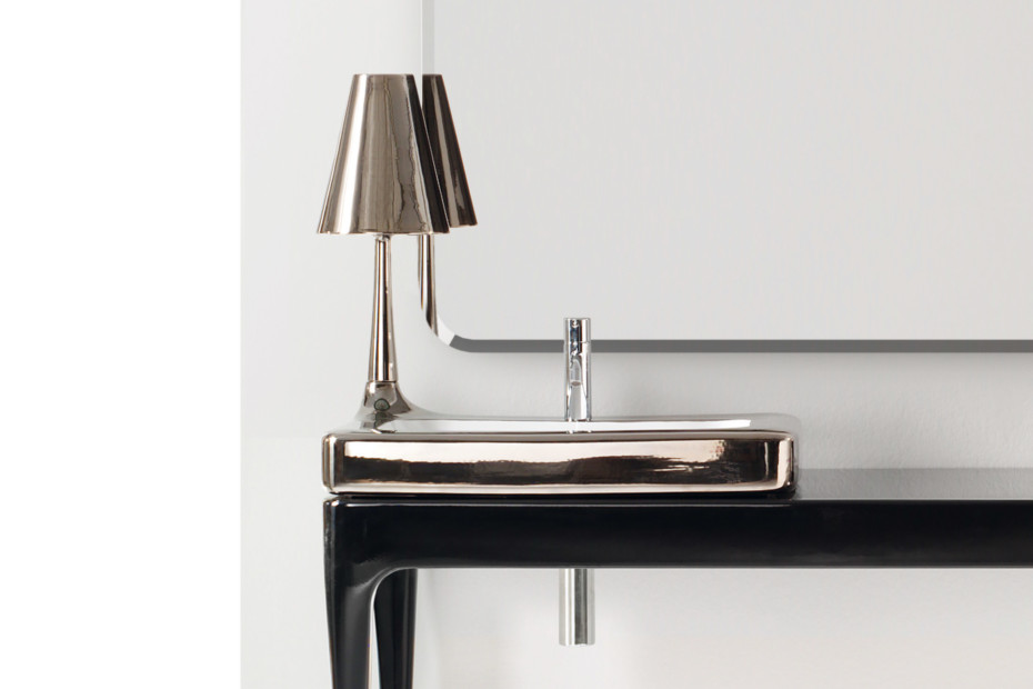 The Hayon Collection - Washbasin with lamp