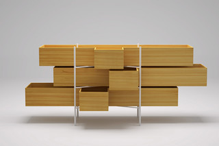 The Nendo Collection - Rack  by  Bisazza