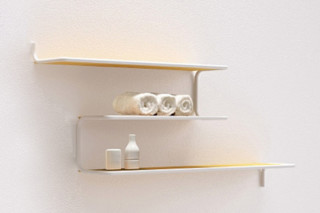 The Nendo Collection - Wall rack  by  Bisazza