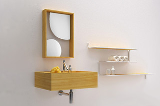 The Nendo Collection - Washbasin small  by  Bisazza