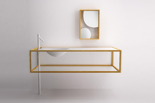 The Nendo Collection - Washbasin  by  Bisazza