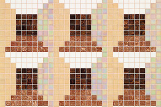Windows Brown  by  Bisazza