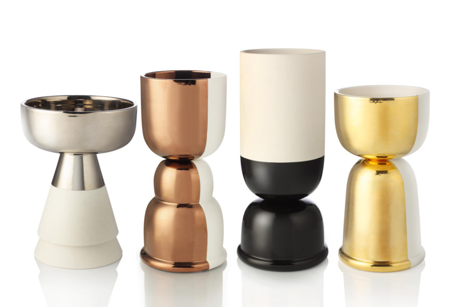 Gold Vase