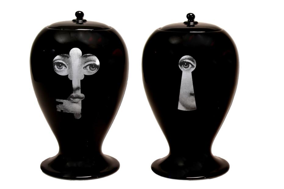 Lock/Key black