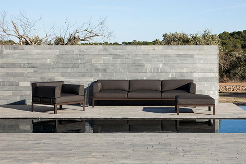 Nak Sofa 3-Sitzer