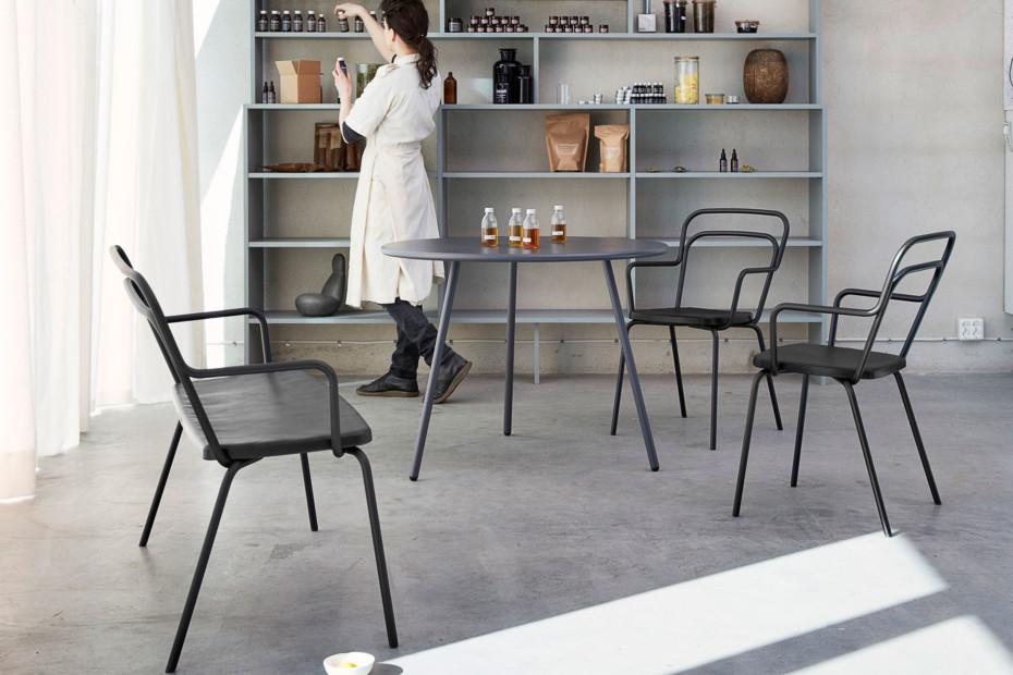 Kaffe Stuhl