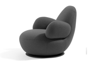 Oppo armchair low  by  Blå Station
