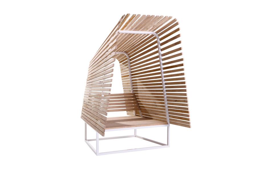 Illü outdoor easy chair
