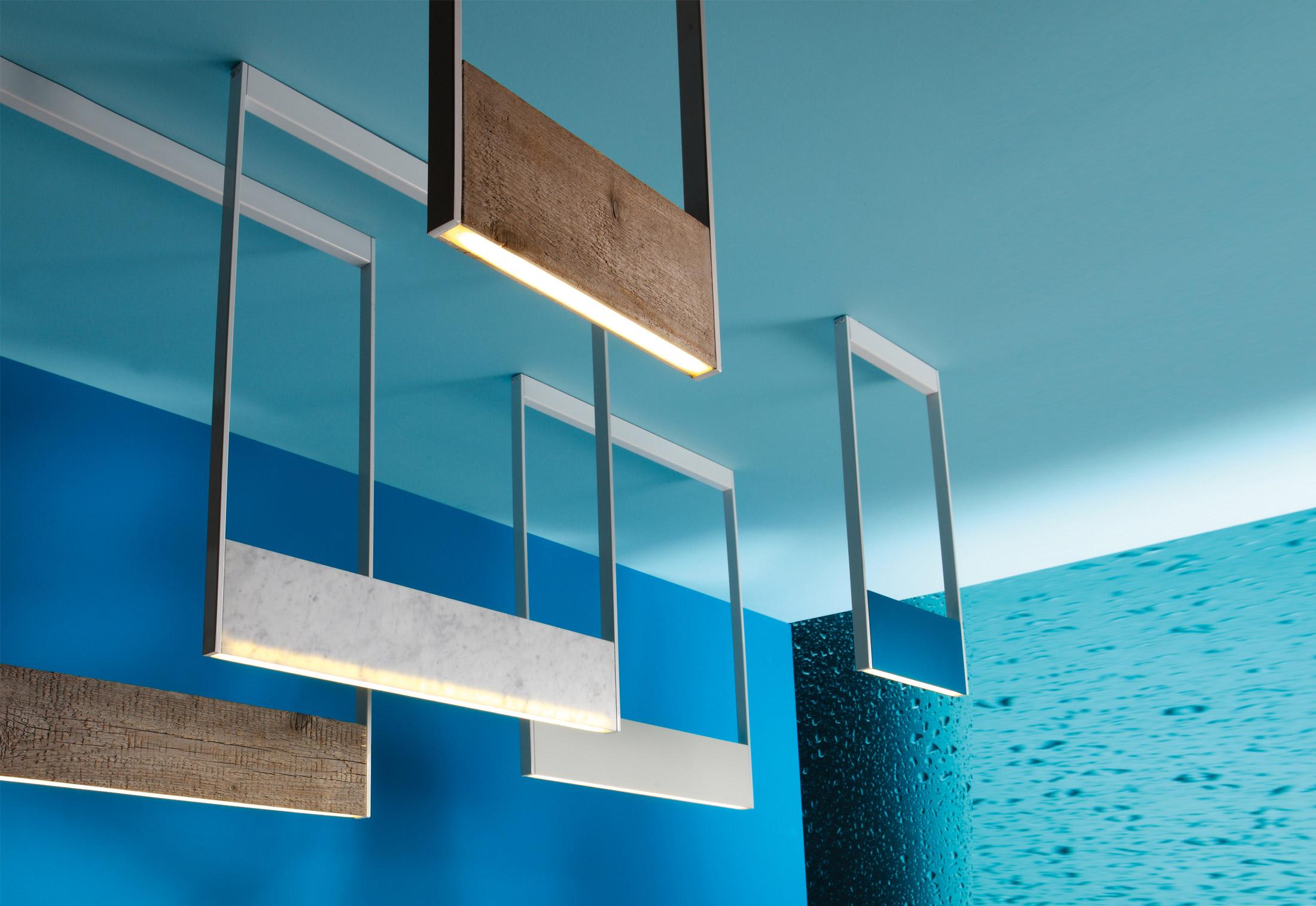 natsiq ceiling lamp by bleu nature stylepark. Black Bedroom Furniture Sets. Home Design Ideas