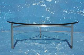 Scimitar table  by  bo-ex