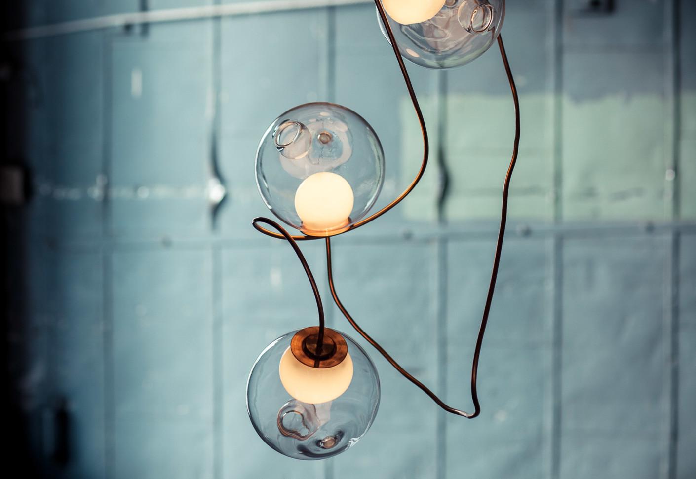 28 copper by bocci stylepark. Black Bedroom Furniture Sets. Home Design Ideas