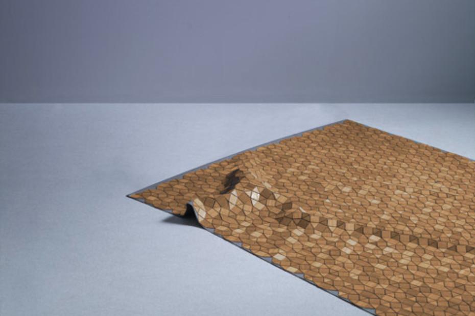 Wooden Carpet Mortimer