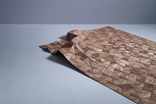 Wooden Carpet Wentwood  von  Böwer