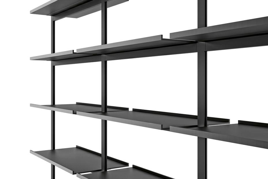 Brompton Bücherregal