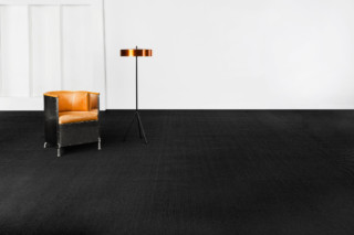 Bkb Sisal Plain Black  by  Bolon
