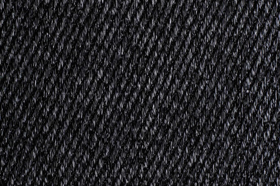 Bkb Sisal Plain Black