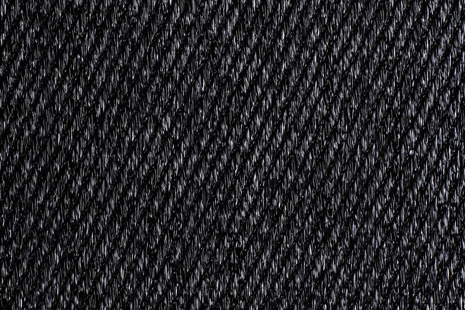 Bkb Sisal Plain Black