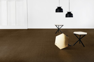 Bkb Sisal Plain Brown  von  Bolon