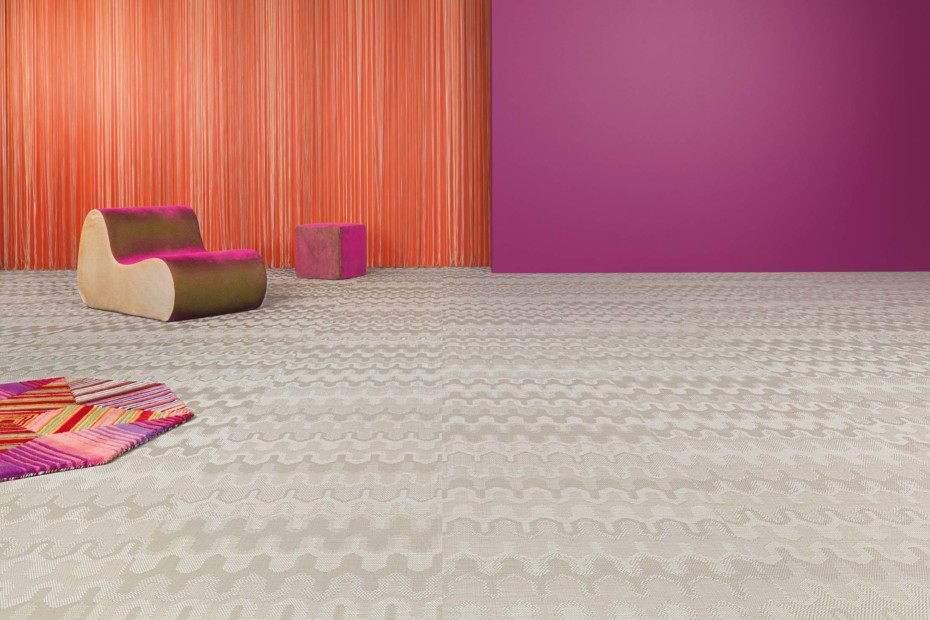 Bolon By Missoni Optical Stone