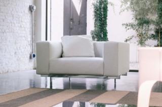 Glide armchair  by  Bonaldo