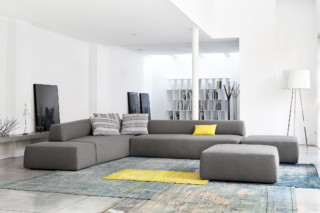 Melt corner sofa  by  Bonaldo