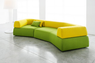 Melt sofa  by  Bonaldo