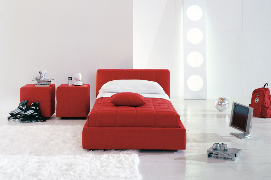 Squaring Alto single bed