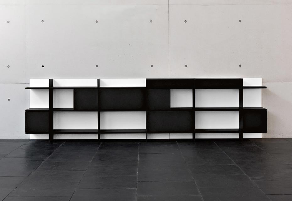 KU shelf