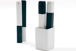 Dedo salt & pepper shaker  by  Bosa
