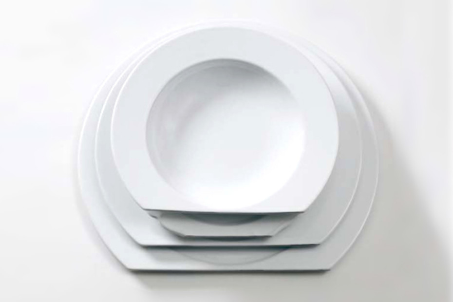 Slices of Design plates