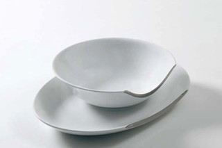 Slices of Design salad bowl  by  Bosa