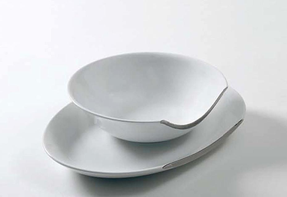 Slices of Design salad bowl