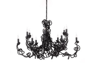Coco chandelier oval  by  Brand van Egmond