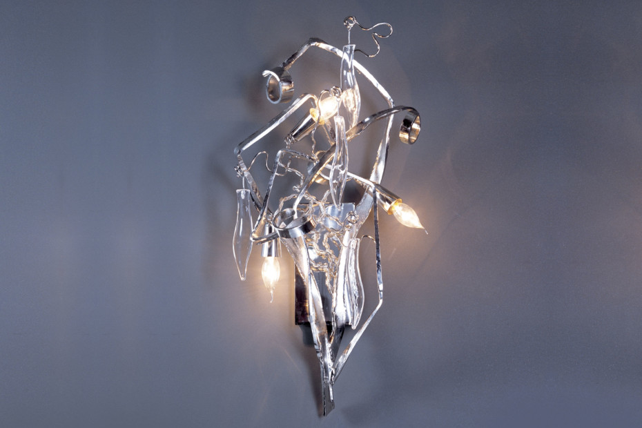 Delphinium Wall lamp
