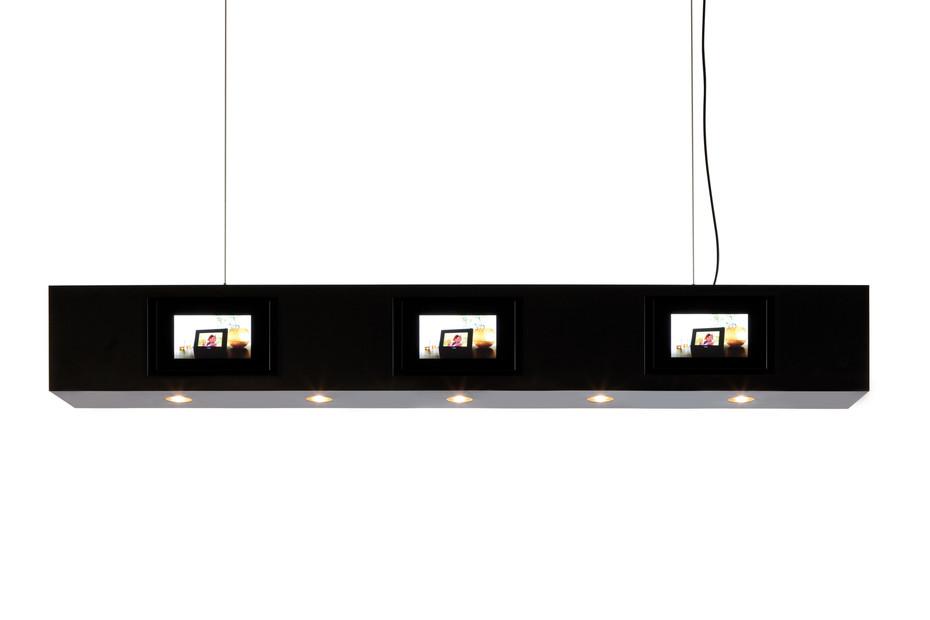 Digital Dreams suspension lamp