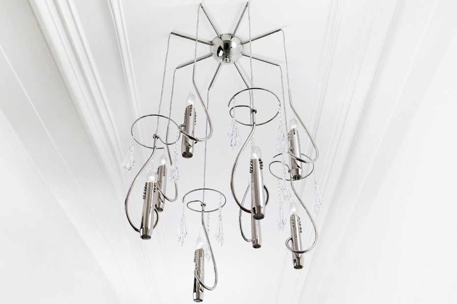 Floating Candles Chandelier