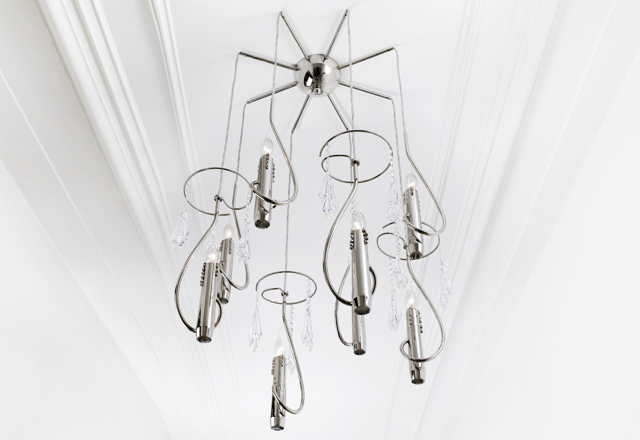 Brand Van Egmond Floating Candles.Floating Candles Chandelier By Brand Van Egmond Stylepark