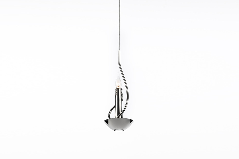 Floating Candles Hanging Lamp