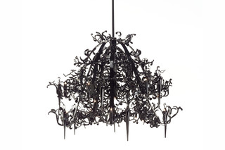 Flower Power Chandelier  von  Brand van Egmond
