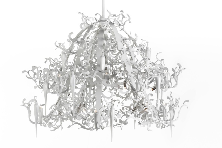 Flower Power Chandelier