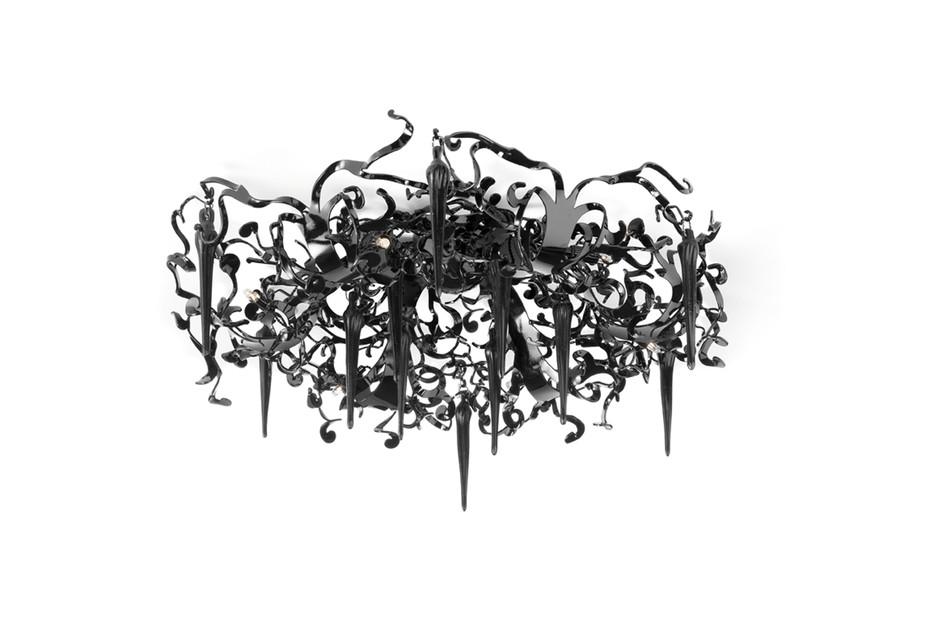 Flower Power Hanging lamp round